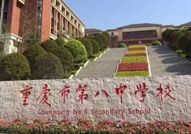 重庆市第八中学电缆敷设项目
